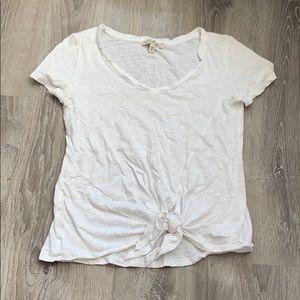 Express white t-shirt